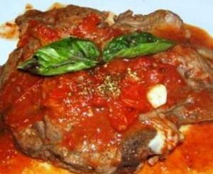 Bistecca di carne Trita di cavallo