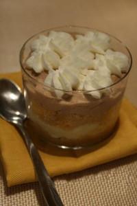 Dessert di noci