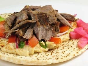 Shawarma di manzo