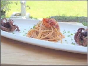 Spaghetti al cattoccio a modo nostro