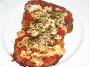 Pizzaiola alla diavoletta al microonde
