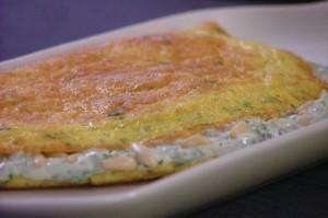 omelette-con-rucola-e-ricotta