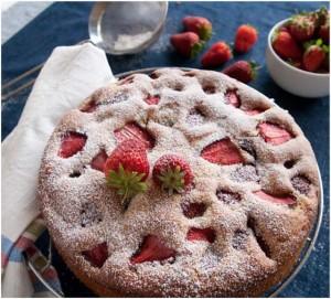 torta-alle-fragole-e-semi-di-papavero