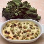 |⇨ Gnocchi di broccoletti al formaggio