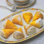 |⇨ Crepes con soufflé di banane