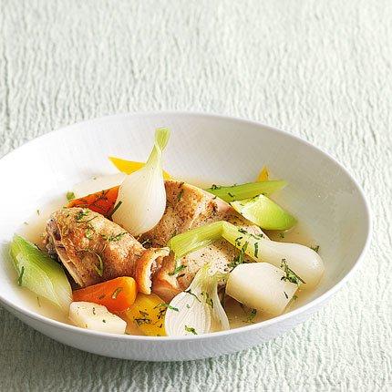 Poule au pot il piacere del gusto - Cuisine poule au pot ...