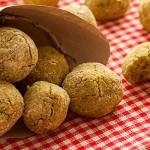  ⇨ Falafel di quinoa