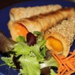 |⇨ Cannoli salati con Zucca e Carote