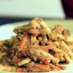 |⇨ Tofu e Carote in Salsa di Pera