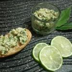 |⇨ Crostini ai funghi aromatizzati al lime