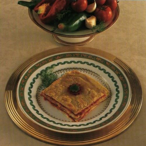 Lasagne multicolori