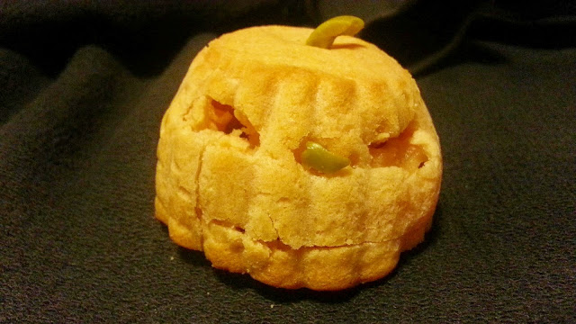 Pao de Queijo di Halloween