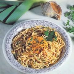 Spaghetti alla versiliese