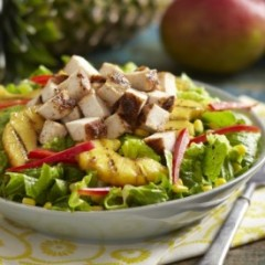 Insalata di Pollo all'Hawaiana