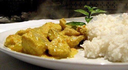 pilaf di pollo e riso