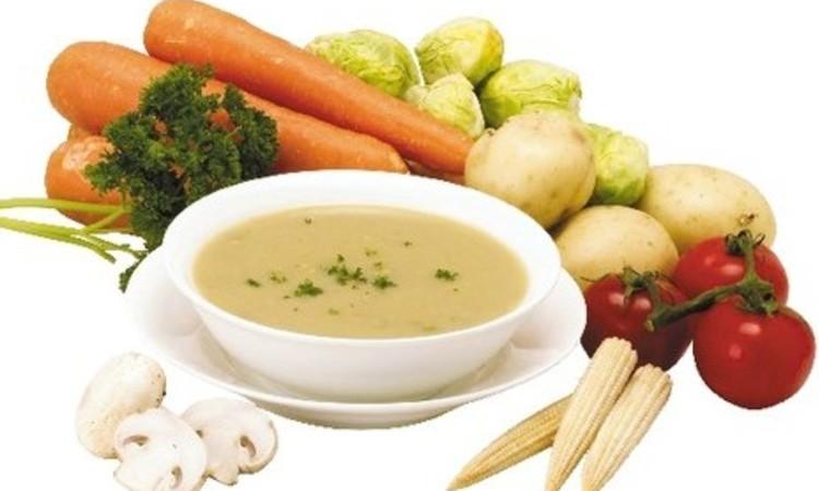 Purea di verdure