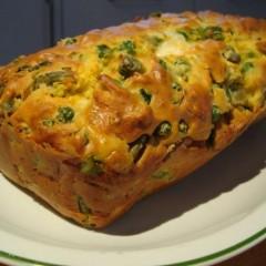 Plum-cake di zucchine