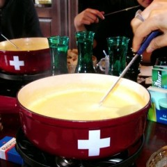 fonduta svizzera