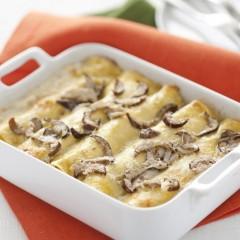 Cannelloni patate e funghi