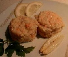 Risotto asparagi e salmone