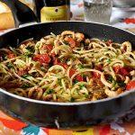 |⇨ Spaghetti allo scoglio