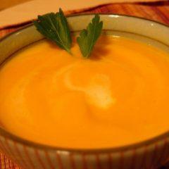 Crema estiva di carote
