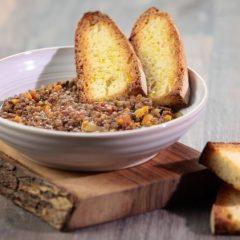 Stufato di lenticchie alla Spagnola