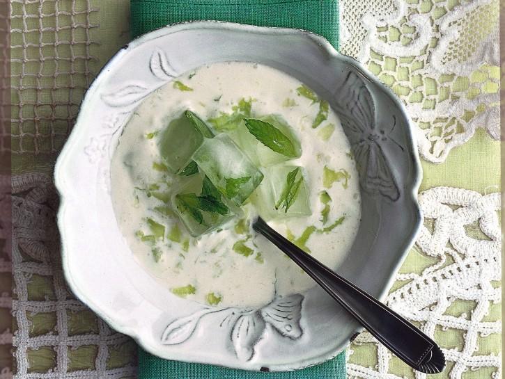 Zuppa allo Yogurth