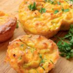  ⇨ Tortini con carote alla panna