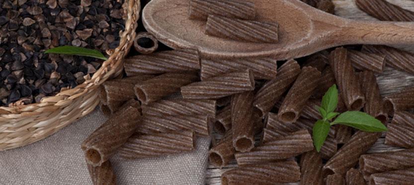 Maccheroncini di grano saraceno