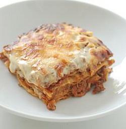 Lasagne al forno al microonde