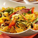 |⇨ Cous cous di verdure al microonde