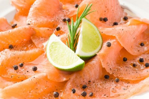Marinata di Salmone