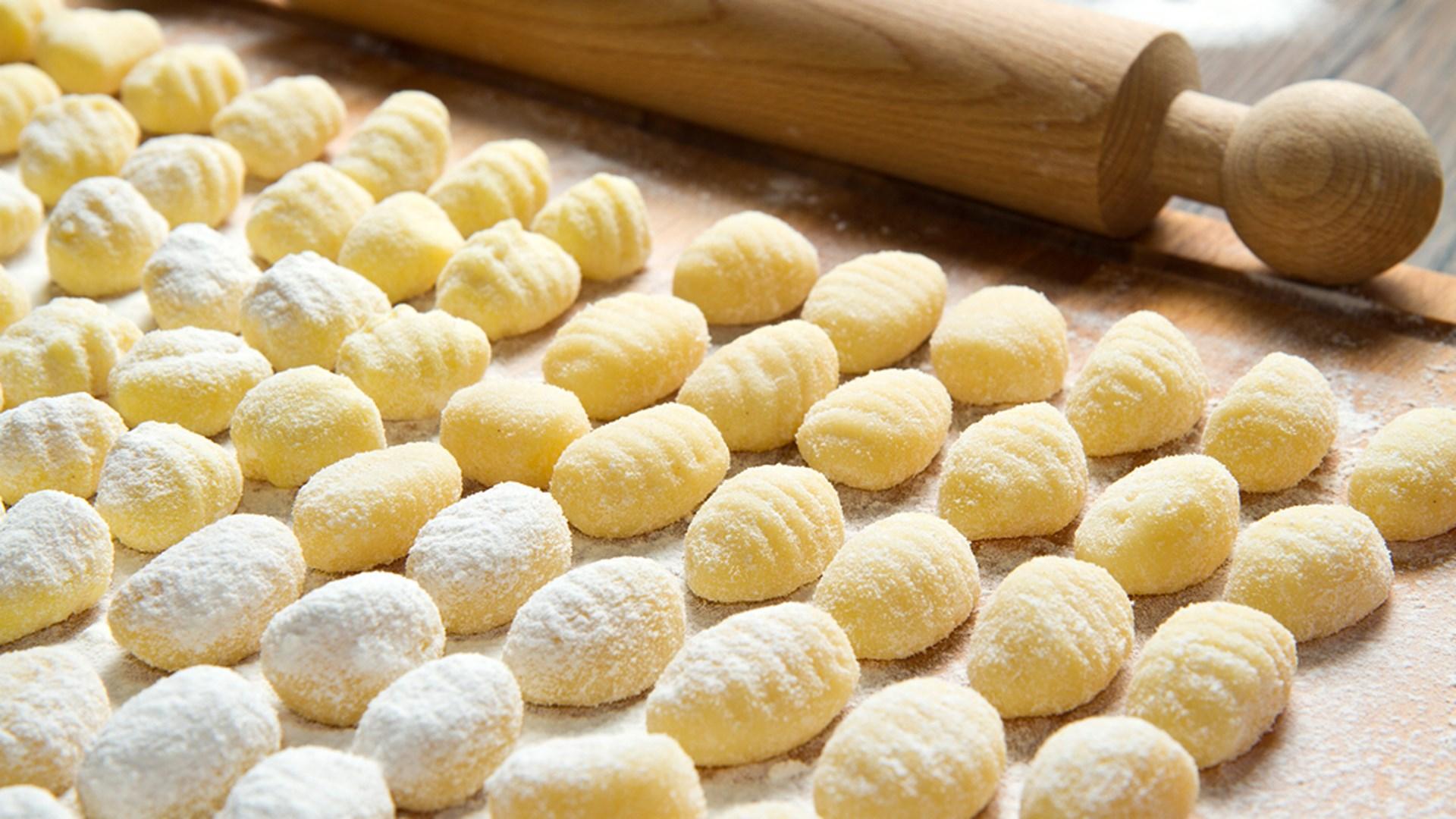 Gnocchi di patate al microonde