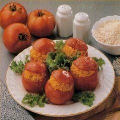 Pomodori di riso alla milanese