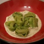 |⇨ Tortelloni Verdi agli Spinaci con Salsa alle Noci