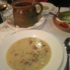 Zuppa Serba di Vitello