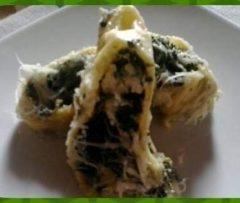 Salame di spinaci