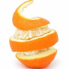 Pasta cavolfiore e arancia