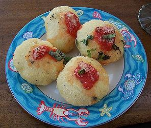 Pizzette Fritte Napoletane