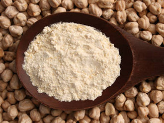 Polenta di farina di ceci