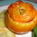 |⇨ Pomodori ripieni alla mediterranea