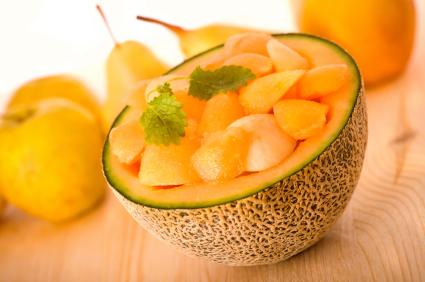 Cocktail di Melone all'Americana