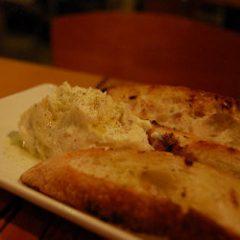 Pane con Ricotta e Zucchero