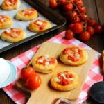 |⇨ Pizzette al pomodoro