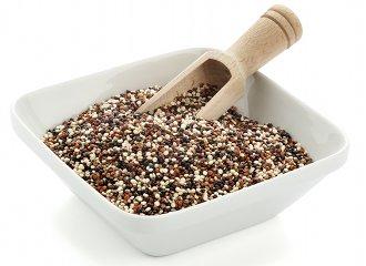 Polpette quinoa, verdure e mele