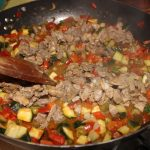 |⇨ Couscous di Carne e Verdure