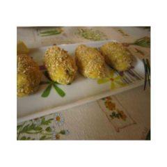 Crocchette di merluzzo al limone