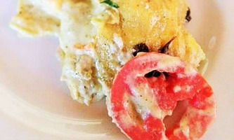 Lasagne vegetariane al pesto