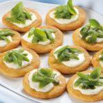 |⇨ Pizzette bianche con i fagiolini